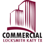 Commercial Locksmith Katy TX logo